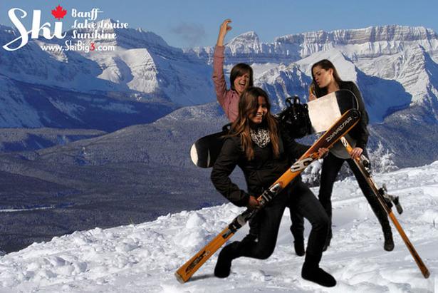 Banff's Top Model 2010
