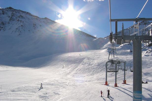 Valfréjus FRA ski lift
