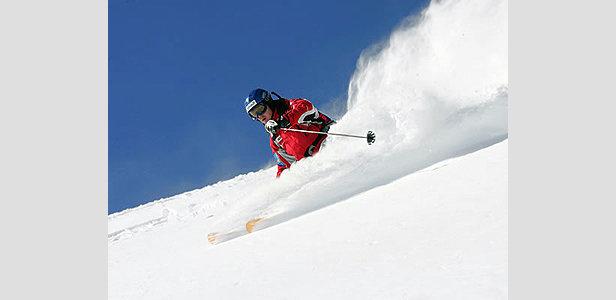 Dachstein West - skier