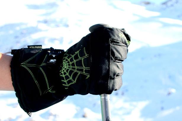 - Spyder Over Web Gore Tex® Glove - ©Skiinfo.de
