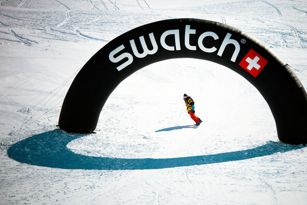 Jonathan Charlet sicherte sich durch den zweiten Sieg in Folge den Weltmeistertitel bei der FWT 2012 in Verbier - ©freerideworldtour.com / T. Lloyd