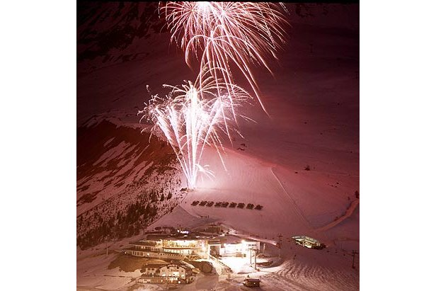 Serfaus - Fiss - Ladis - Fireworks