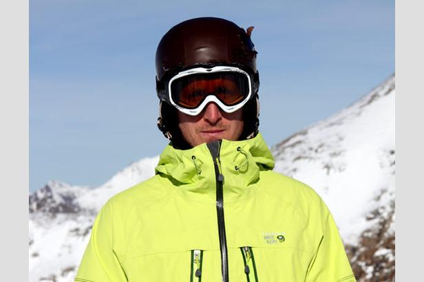 Mountain Hardwear Snowpocalypse Jacket  - ©Skiinfo.de