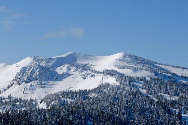 White Pass WA scenic