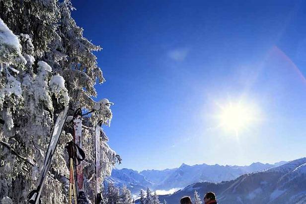 Paar im Winter - ©Zell am See - Kaprun