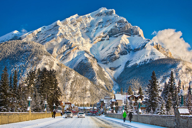 Where to Ski for Thanksgiving - ©SkiBig3
