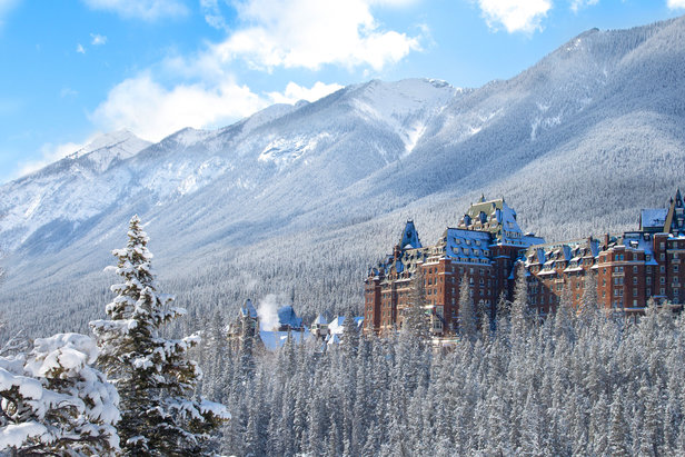 Fairmont Banff Springs Hotel - ©Fairmont Banff Springs