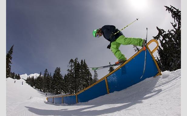 Early Season Skiing at Timberline Lodge