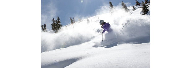 Powder at Keystone - ©Jack Affleck