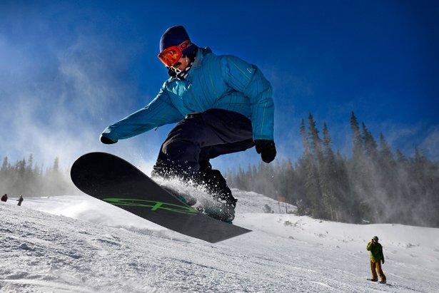 Snowboardový manuál pre začiatočníkov - ©Jack Dempsey