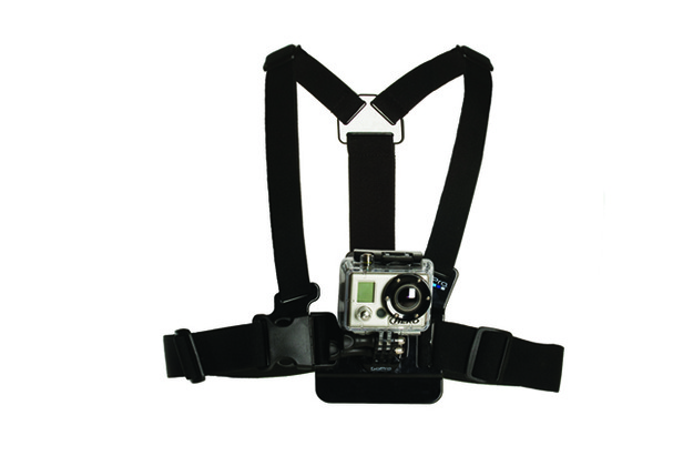GoPro Chest Mount Harness - ©GoPro.com