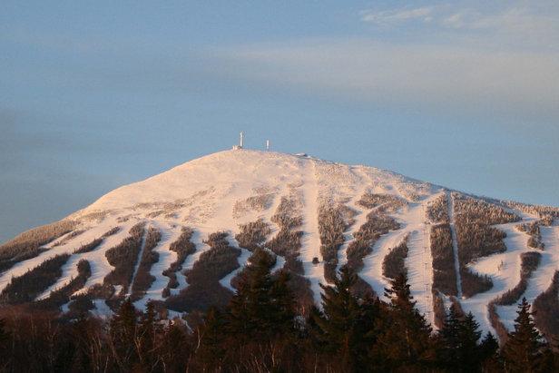 Gipfel in Sugarloaf