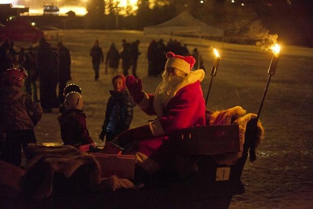 Demohelg, Junior Park Attack og Julegrantenning i Hemsedal - ©Kalle Hägglund
