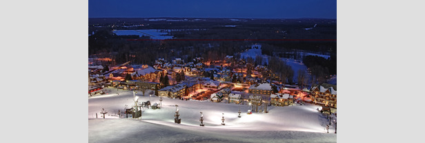 Crystal Mountain, Michigan. - ©Crystal Mountain