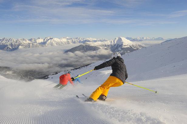 Skiing Serfaus-Fiss-Ladis