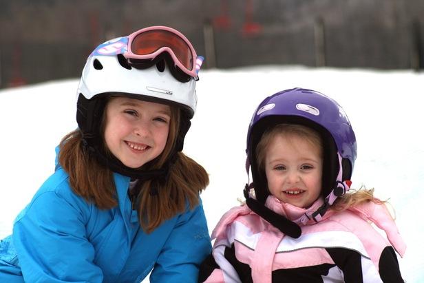 Kids love Indianhead Mountain. - ©Indianhead Mountain