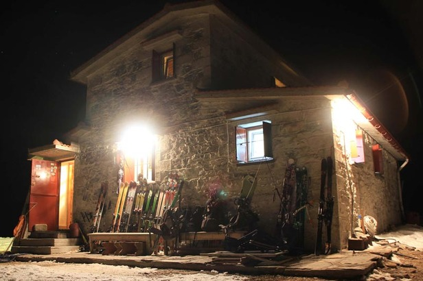 Nachtspektakel - Tour the Moon, Dynafit - ©Costis Gortzis