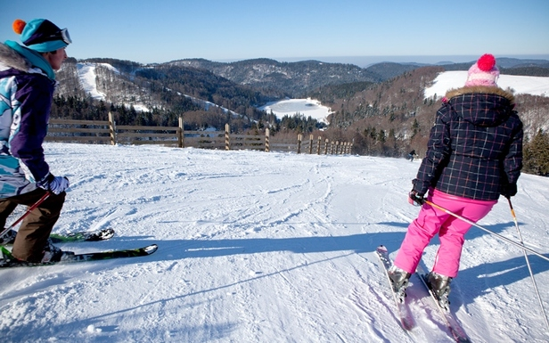 Ski à la Bresse Hohneck - ©Billiotte / OT de la Bresse Hohneck