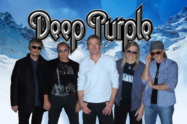 Deep Purple to play at Ischgl