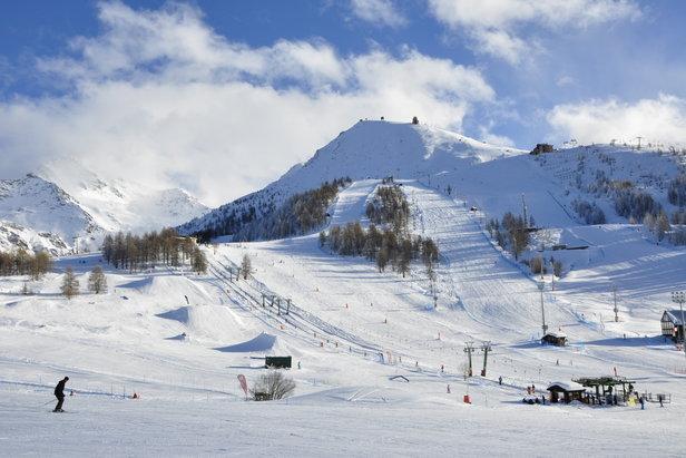 Via Lattea, Piemonte - Neve fresca 21 Gennaio 2013 - ©Ezio Romano