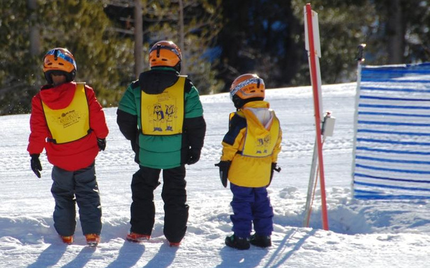Mt Rose's Rosebuds Children's Camps offer kids a fun and save environment while learning how to ski or board.  - ©Mt. Rose