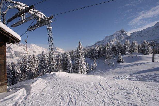 domaine skiable des Diablerets