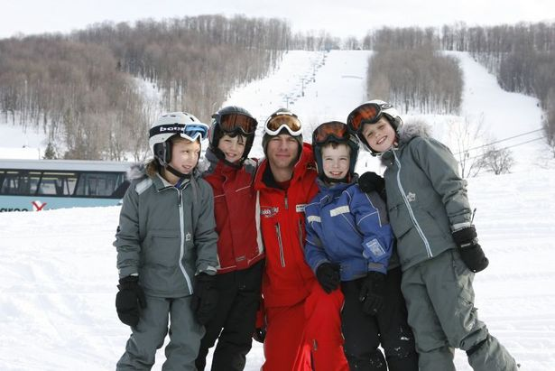 Holiday Valley NY kids1