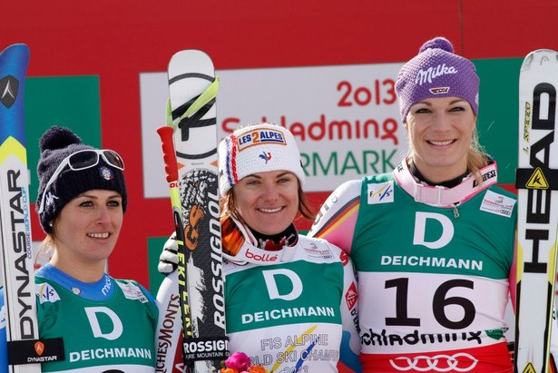 Mondiali Sci Alpino - Argento di Nadia Fanchini - ©FIS Alpine World Cup Tour