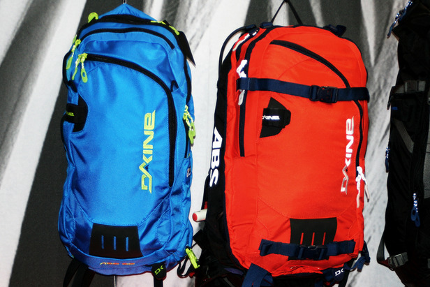 Dakine ABS backpacks - Skiinfo