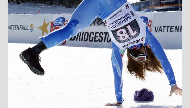 Damen-Weltcup Garmisch 2013