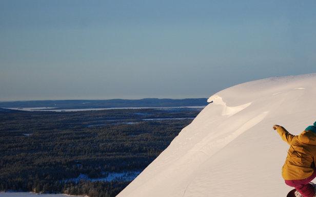 Skiën in mei in het Finse Ruka - ©Ruka Tourism