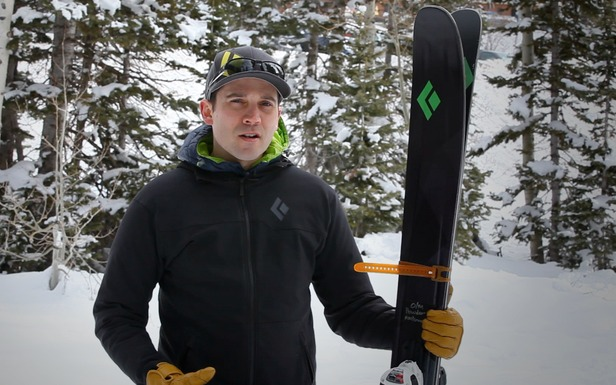 Curtis Graves gives a preview of the 2014 Black Diamond Skis lineup.