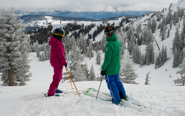 The Truly Ultimate Vacation package is now up for bid and includes private air travel, accommodations, lift tickets and much more for the highest bidder to the Mountain Collective resorts including Squaw Valley, California. - ©Hank deVre and Squaw Valley