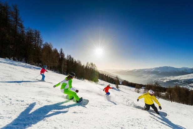 Offre ski de printemps - Les Arcs - ©Andy Parant