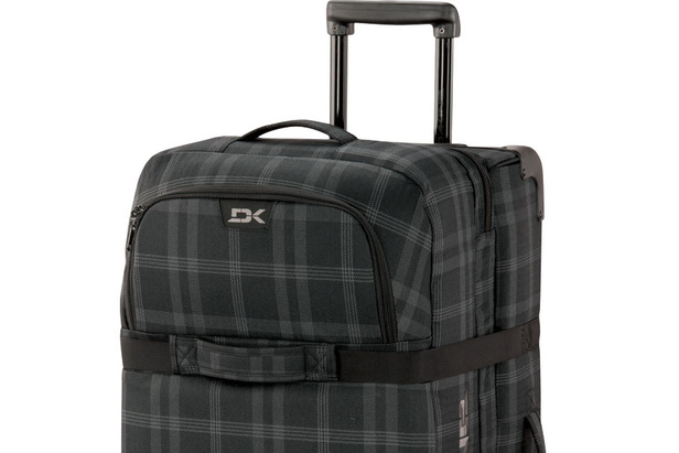 Dakine Split Roller 100L is a beast, capable of hold ski gear for a week of travel. - ©Dakine