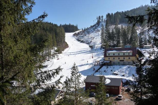 Lopušná dolina - Ski Tatry