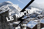 Le match Avoriaz / Les Gets