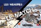 Les 3 Vallées : Meribel vs Les Menuires