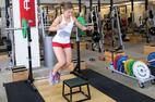 Preseason Ski Training with Heather McPhie: Lateral Box Jumps