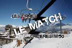 Hautes-Alpes : Les Orres vs Orcières 1850