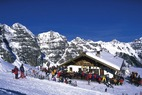 Save on skiing in Innsbruck's holiday villages