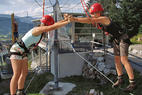 ICO Skywalk Oberstdorf - ©Skywalk-Park Hochseilgarten
