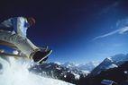 Vijf keer met de slee door Graubünden