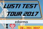 LUSTI TEST TOUR 2017 na Kubínskej holi - ©SKI PARK Kubínska hoľa