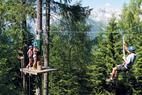 Waldseilgarten Natrun - ©Waldseilgarten Natrun