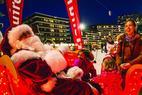 Noël le temps d'un week-end aux Menuires - ©OT Les Menuires