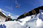 O´Neil Evolution 2011: Zwei Deutsche springen ins Slope-Style-Halbfinale - ©O´Neill/Philippruggli.ch