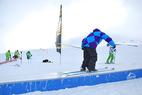 Young Blood Camp am Kitzsteinhorn: Perfekte Bedingungen sorgen für begeisterten Freeski Nachwuchs - ©Young Blood Camp