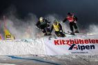 Ski Cross Weltcup in St. Johann in Tirol/Oberndorf voll im Plan - ©Kitzbüheler Alpen St. Johann