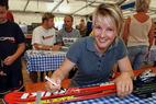 Doppelinterview mit Hilde Gerg und Martina Ertl-Renz - ©Völkl